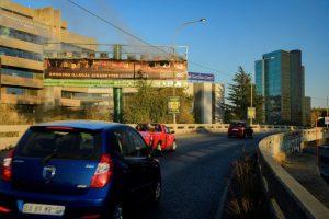 BATSA Burning Billboard2