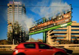 BATSA Burning Billboard3