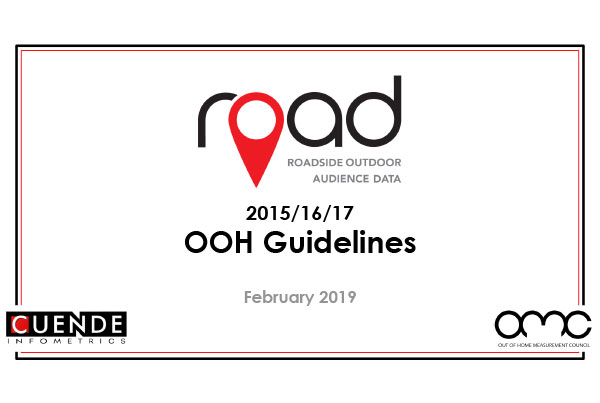 OOh Guidelines 2019